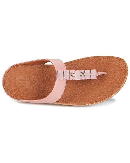 af5ce83db66b7e womens flip flops fitflop ruffle toe thong sandals black online shop ...