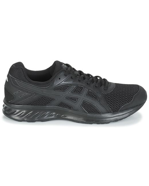 eff66c9f8fe1 Asics Jolt 2 Running Trainers in Black for Men - Save 15% - Lyst