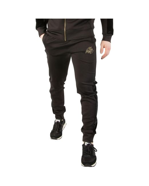 Kings Will Dream - Men's Searles Joggers, Black Men's Sportswear In Black for Men - Lyst