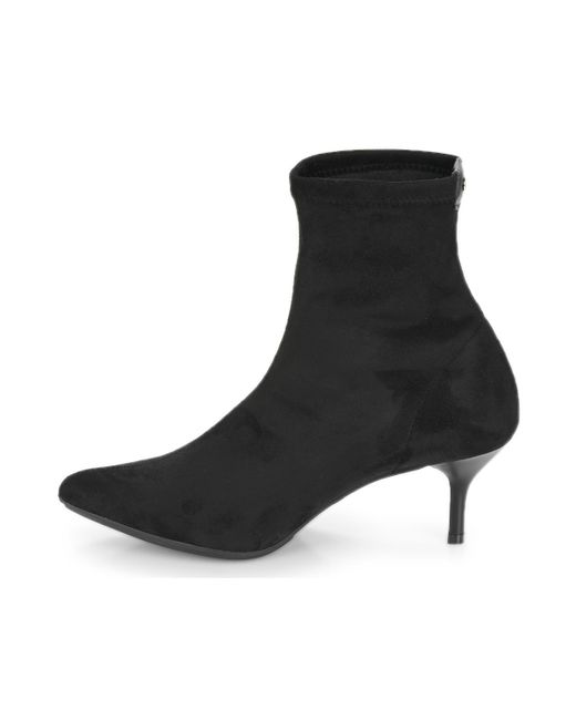 Black Boots Jilou Ankle Low Betty Save London In Women's 76g0g