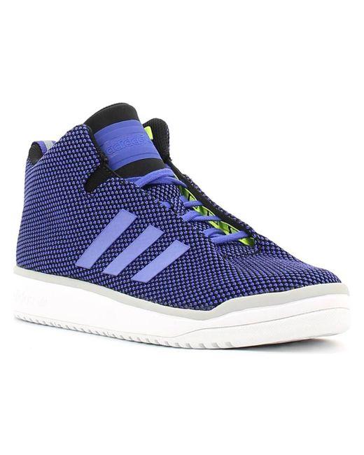 Adidas Originals | B24561 Sport Shoes Women Violet Women's Trainers In Purple | Lyst