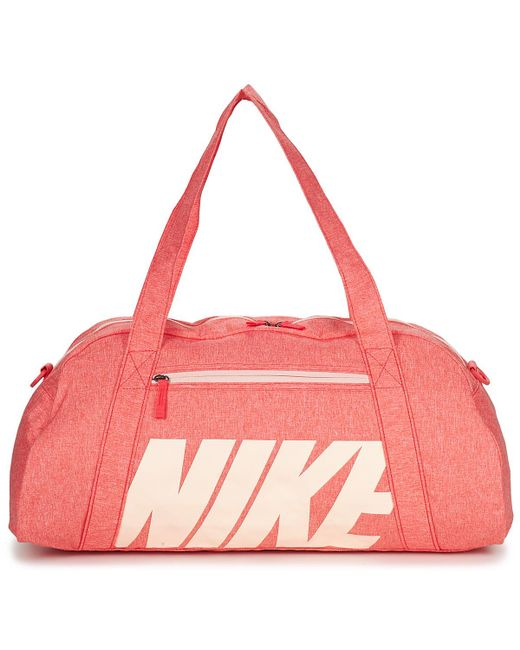 4cc0ced2aa Nike - Pink WOMEN'S GYM CLUB TRAINING DUFFEL BAG femmes Sac de sport en rose  for ...