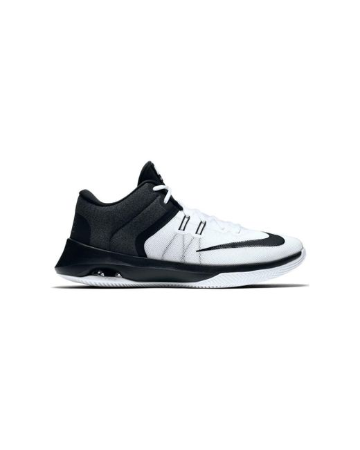 quality design 8a594 b050a ... Nike - Men s Air Versitile Ii Basketball Shoe Men s Basketball Trainers  (shoes) In White ...