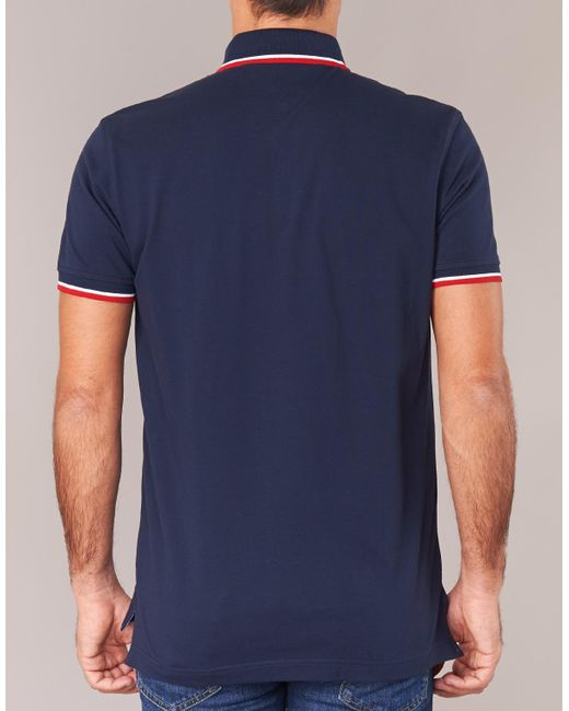 Footlocker Finishline Sale Online Discount View Mens WCC Avery Tipped S/S Rf Polo Shirt Tommy Hilfiger x1maiG