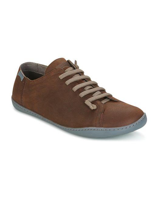Camper - Peu Cami Men's Casual Shoes In Brown for Men - Lyst