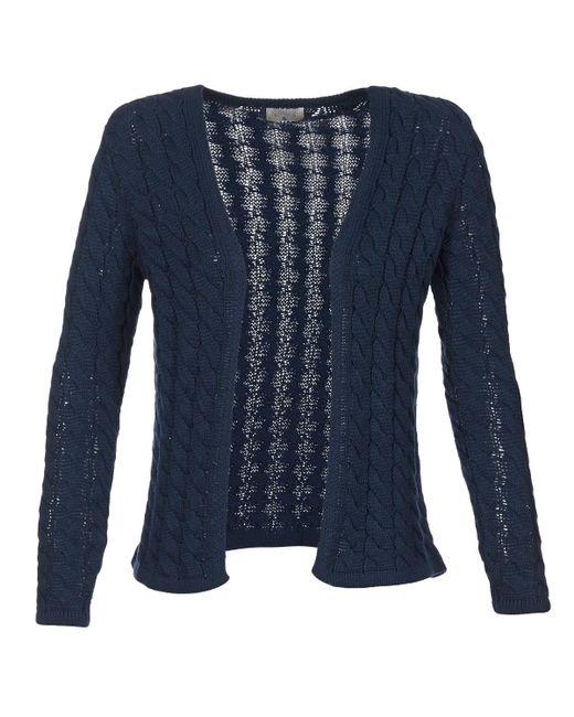 Casual Attitude | Hardine Women's Cardigans In Blue | Lyst