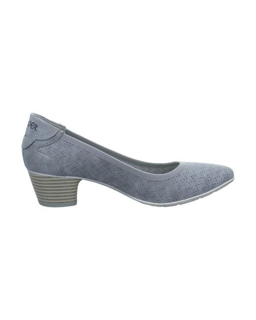 Women's S oliver Court In 522300 Grey Gray Lyst Shoes gTACq