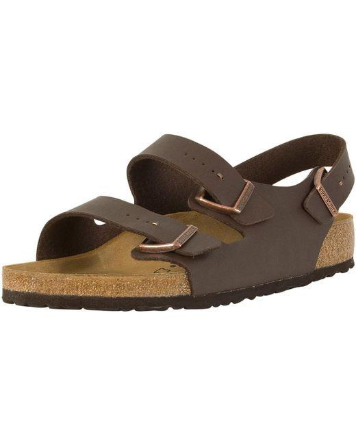 8fd4dd538d07 Birkenstock - Men s Milano Sandals