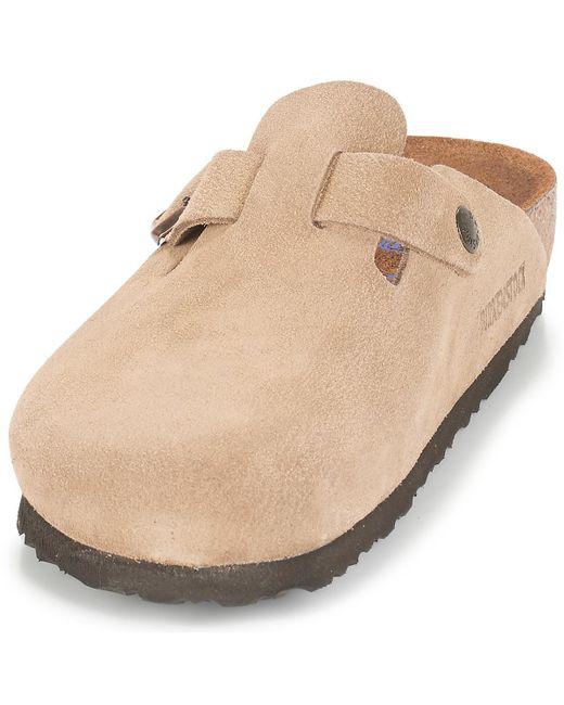 a913cb2bfc68 ... Birkenstock - Brown Boston Sfb Clogs (shoes) - Lyst ...