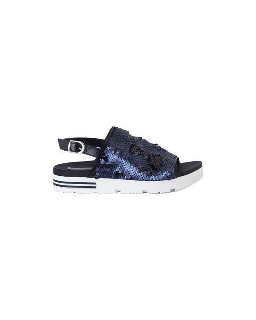 Tosca Blu - Blue Sabot Blu Zeppa Women's Sandals In Multicolour - Lyst