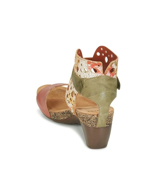 Cheap For Cheap Sale Wholesale Price Think! ZEBREU women's Sandals in For Sale Wholesale Price 1weuR