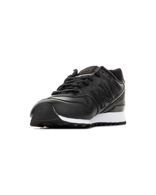 the best attitude 4731b b2237 New Balance Wmns Wr996jv Women's Shoes (trainers) In Black ...