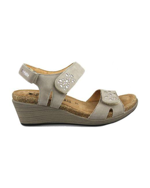 Mephisto | Willow Women's Sandals In Brown | Lyst