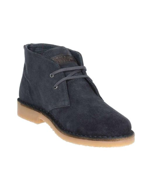 Mid Men Boots U Men's Assn Must3119s4s19 In Blue s For Polo