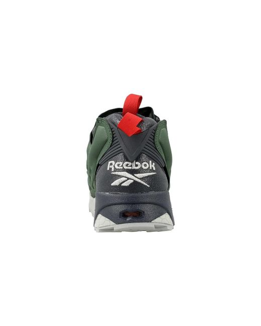 Chaussures Reebok Instapump Fury OG V Blackgreengrey 1u6LA