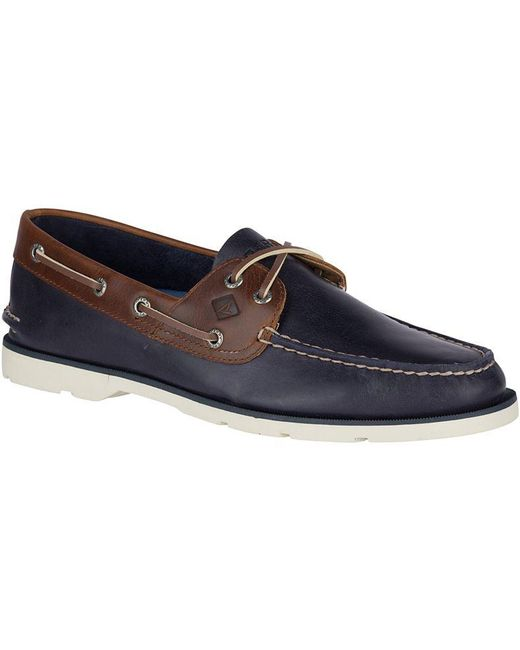 Sperry Top-Sider - Blue Women's Angelfish Boat Shoe for Men - Lyst