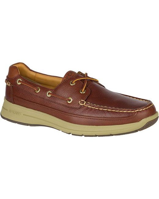 Sperry Top-Sider - Brown Men's Gold Cup Ultra Boat Shoe for Men - Lyst