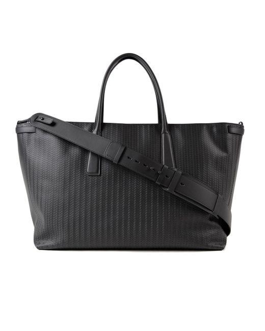 Zanellato Duo L-Original Silk leather tote HH4DN8hjVQ