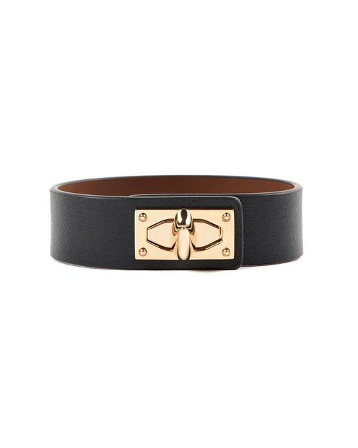 Givenchy - Black Shark Bracelet - Lyst