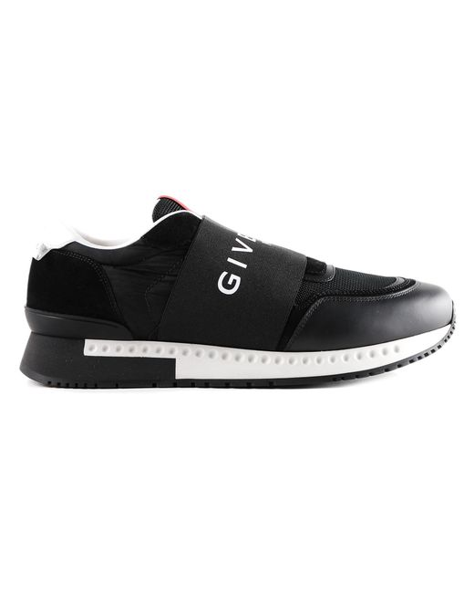 Givenchy - Black Active Runner Logo Band for Men - Lyst