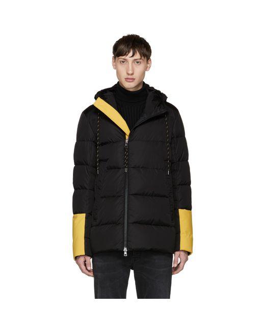 Moncler | Black Down Drake Jacket for Men | Lyst
