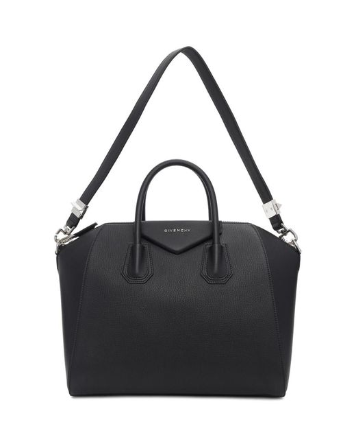 Lyst - Givenchy Black Medium Antigona Bag in Black - Save 7% 73cff9798d6fd