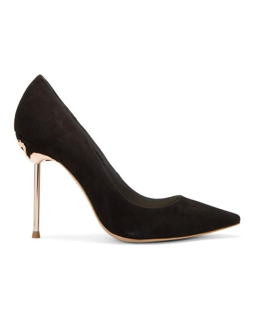Sophia Webster - Black Coco Flamingo Heels - Lyst