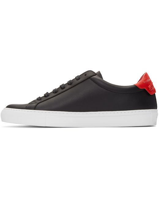 Givenchy Black Urban Knots Sneakers In Black Lyst