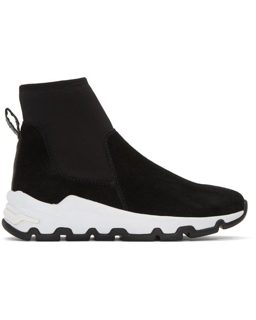 Opening Ceremony | Black Anhabbel High top Sneakers | Lyst