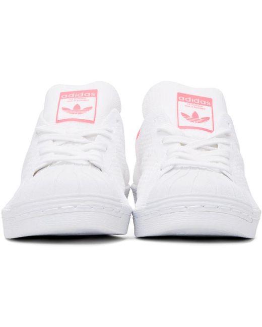 outlet store f2514 1a6ac adidas Originals Men s Superstar 80s PK