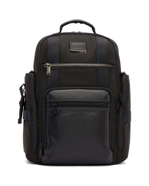 Tumi - Black Sheppard Deluxe Brief Pack® Backpack for Men - Lyst