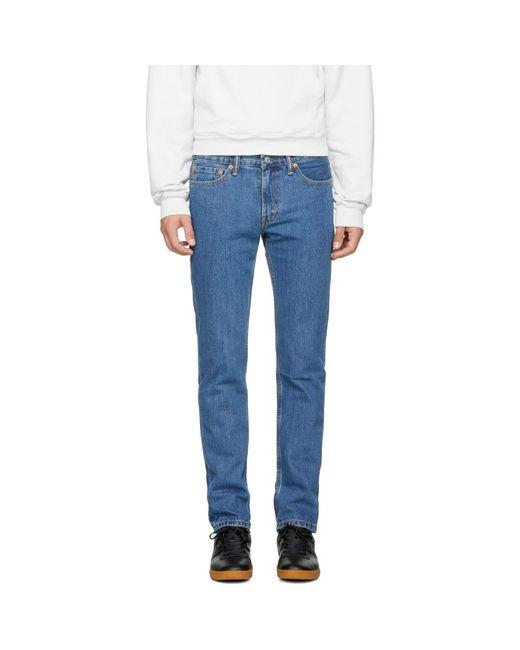 Levi's - Blue 511 Slim Jeans for Men - Lyst