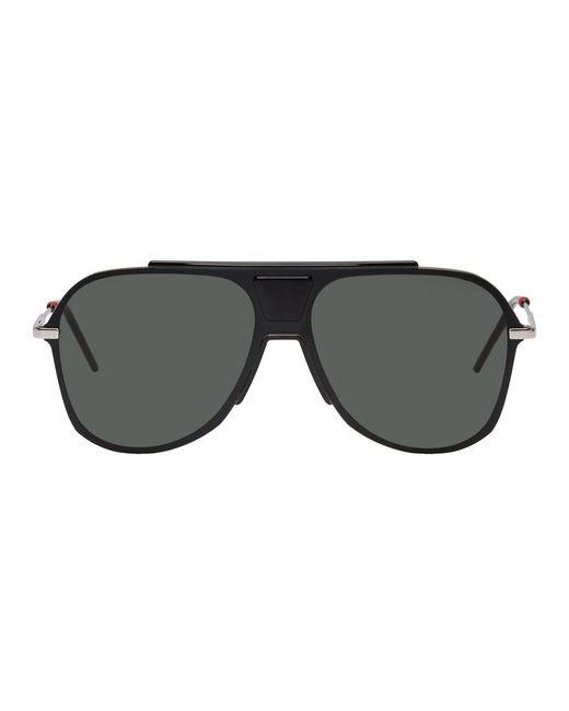 Dior Homme - Black 0224s Sunglasses for Men - Lyst