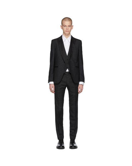 BOSS - Black Rendal 1 And Wilden 1 We Three-piece Suit for Men - Lyst