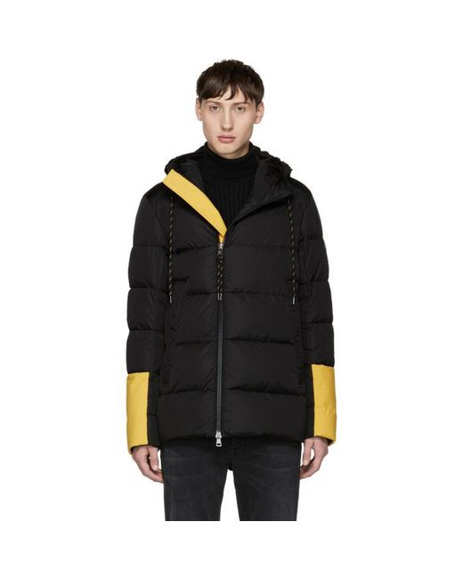 Moncler | Black Down Drake Jacket for Men | Lyst