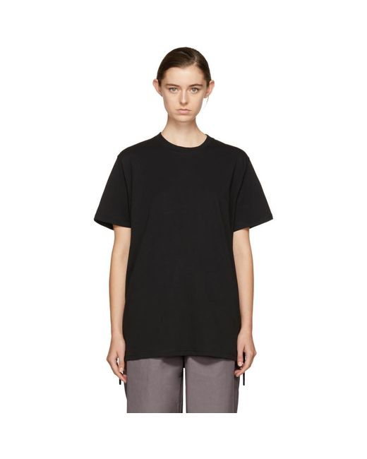 Craig Green - Black Crewneck T-shirt - Lyst