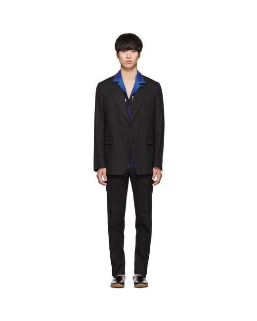 Dries Van Noten - Black Keagan Suit for Men - Lyst