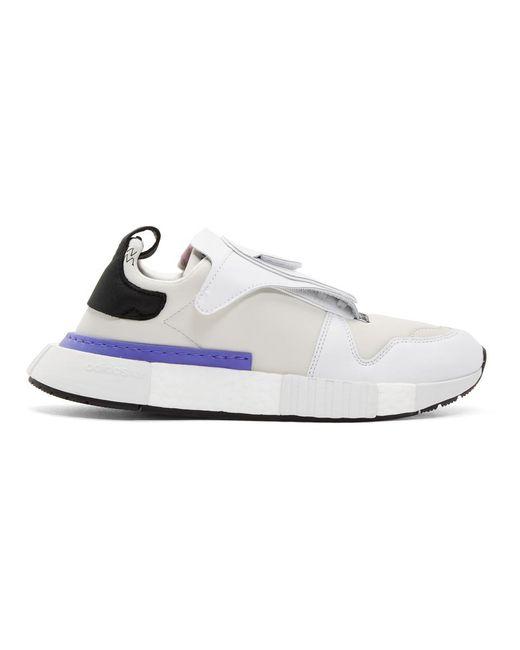 Adidas Originals - Gray Futurepacer Sneakers for Men - Lyst