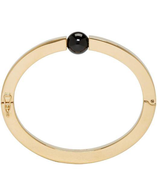 Chloé | Metallic Gold Darcey Bracelet | Lyst