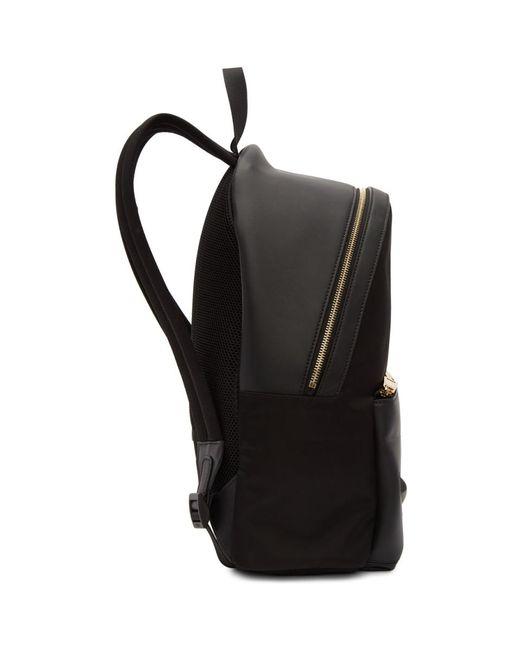 90607b86c7a6 ... Fendi - Black Golden Bag Bugs Backpack for Men - Lyst ...