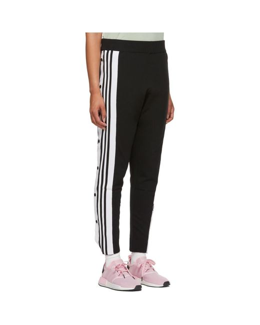 78f37266a ... Adidas Originals - Black Adbreak Track Pants - Lyst ...