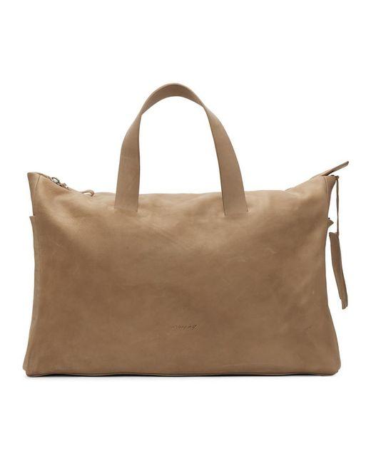 Lyst - Marsèll Brown Monouso Duffle Bag in Brown for Men be10d0ab7beda