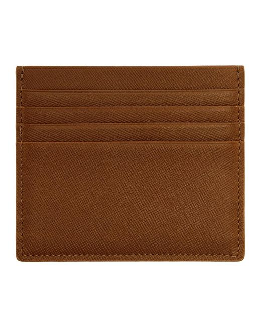Common Projects - Brown Large Card Holder for Men - Lyst