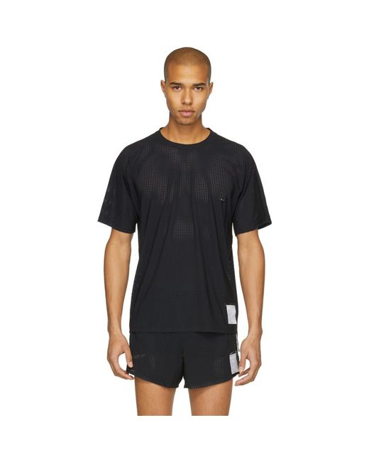 Satisfy - Black Punk Race T-shirt for Men - Lyst