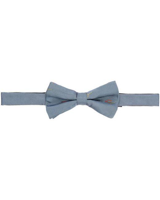 Paul Smith | Ssense Exclusive Blue Sunglasses Bow Tie for Men | Lyst