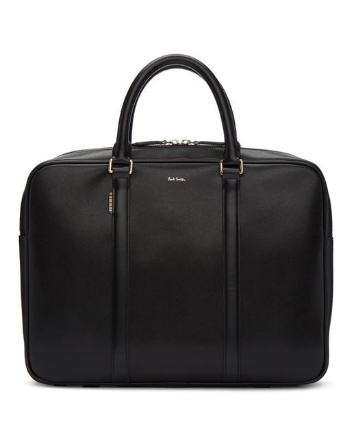 Paul Smith - Black New City Slim Business Folio Briefcase - Lyst