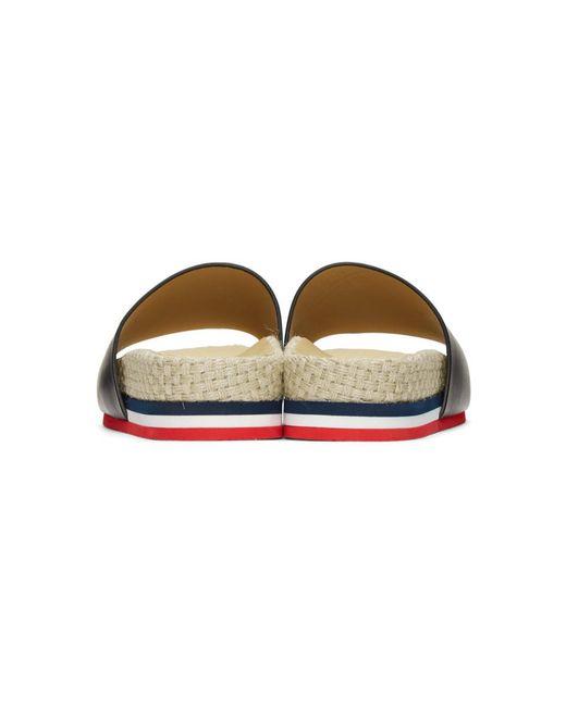 Moncler Evelyne Flat Sandals xGGII