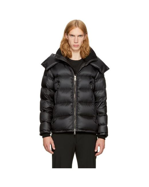 Moncler   Black Down Pascal Jacket for Men   Lyst