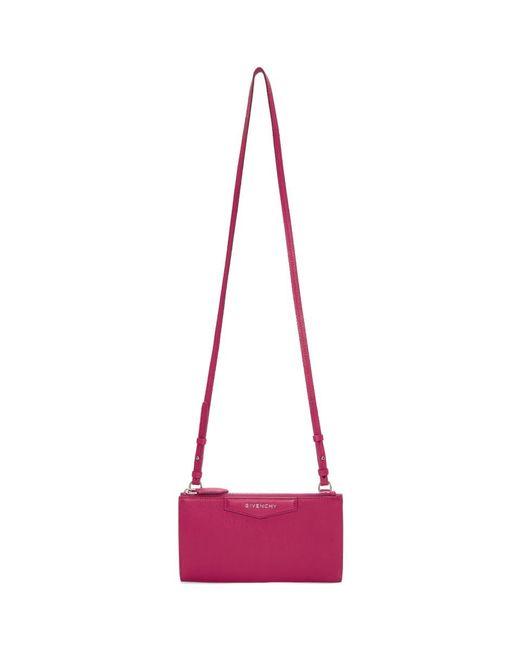 Givenchy - Pink Antigona Cross Body Bag - Lyst