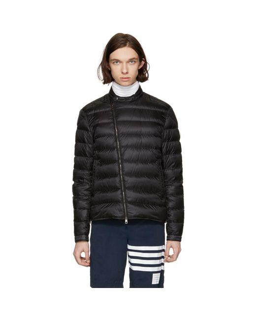 Moncler - Black Down Crio Jacket for Men - Lyst